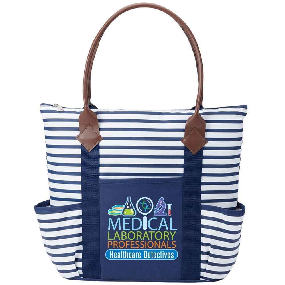 Medical Laboratory Professionals Healthcare Detectives Nantucket Tote Bag