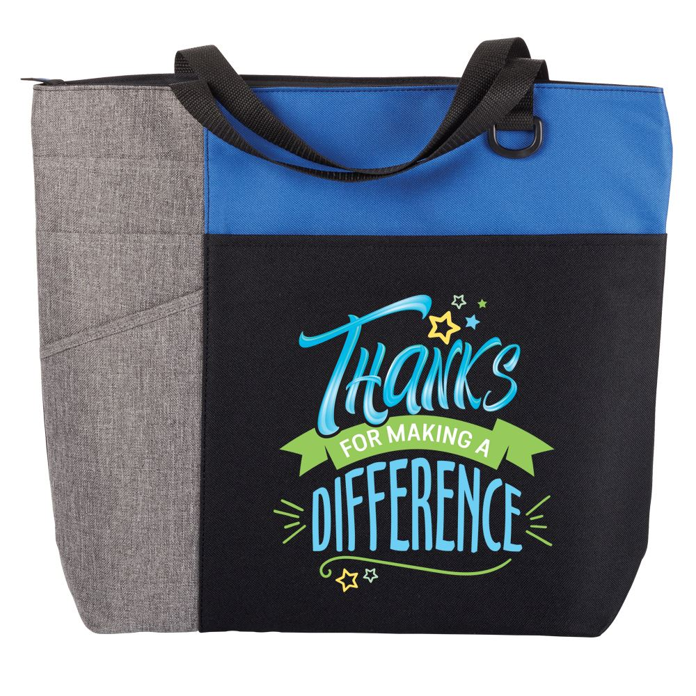 Thanks For Making A Difference Ashland Tote Bag