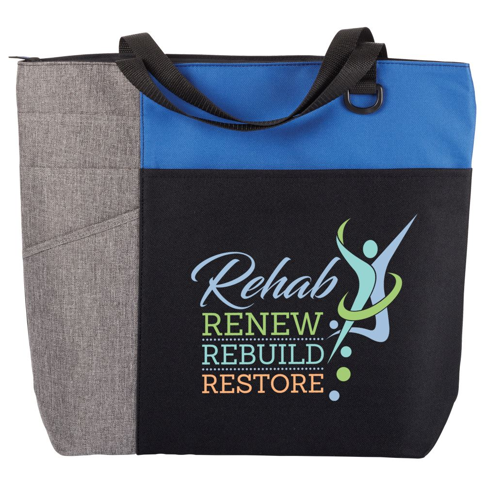 Rehab: Renew, Rebuild, Restore Ashland Tote Bag