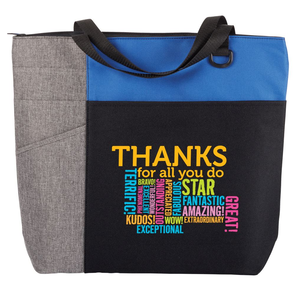 Thanks For All You Do Ashland Tote Bag