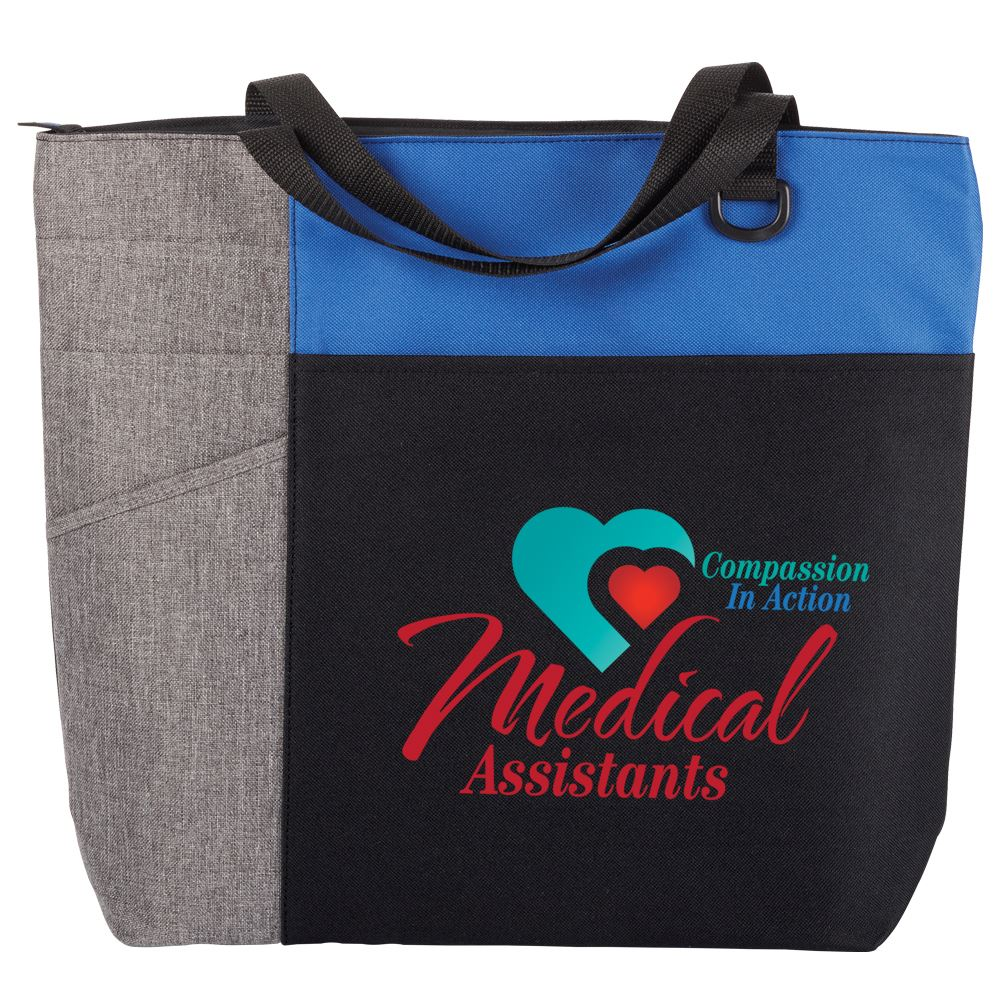 Medical Assistants: Compassion In Action Ashland Tote Bag