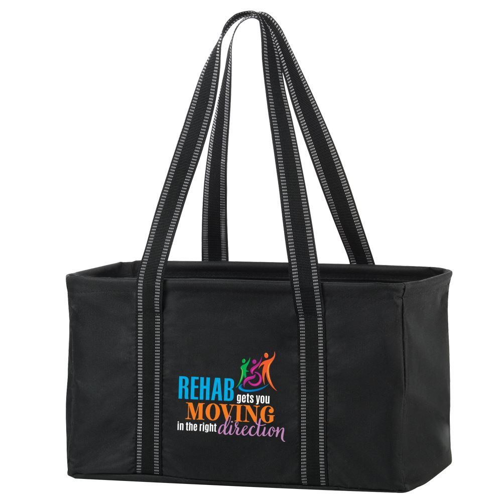 Rehab Gets You Moving In The Right Direction Utility Tote