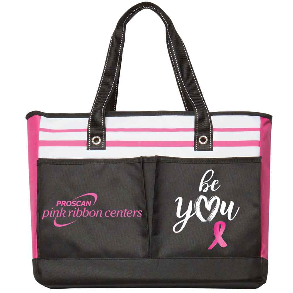 Be You Traveler Two-Pocket Tote Bag Plus Personalization