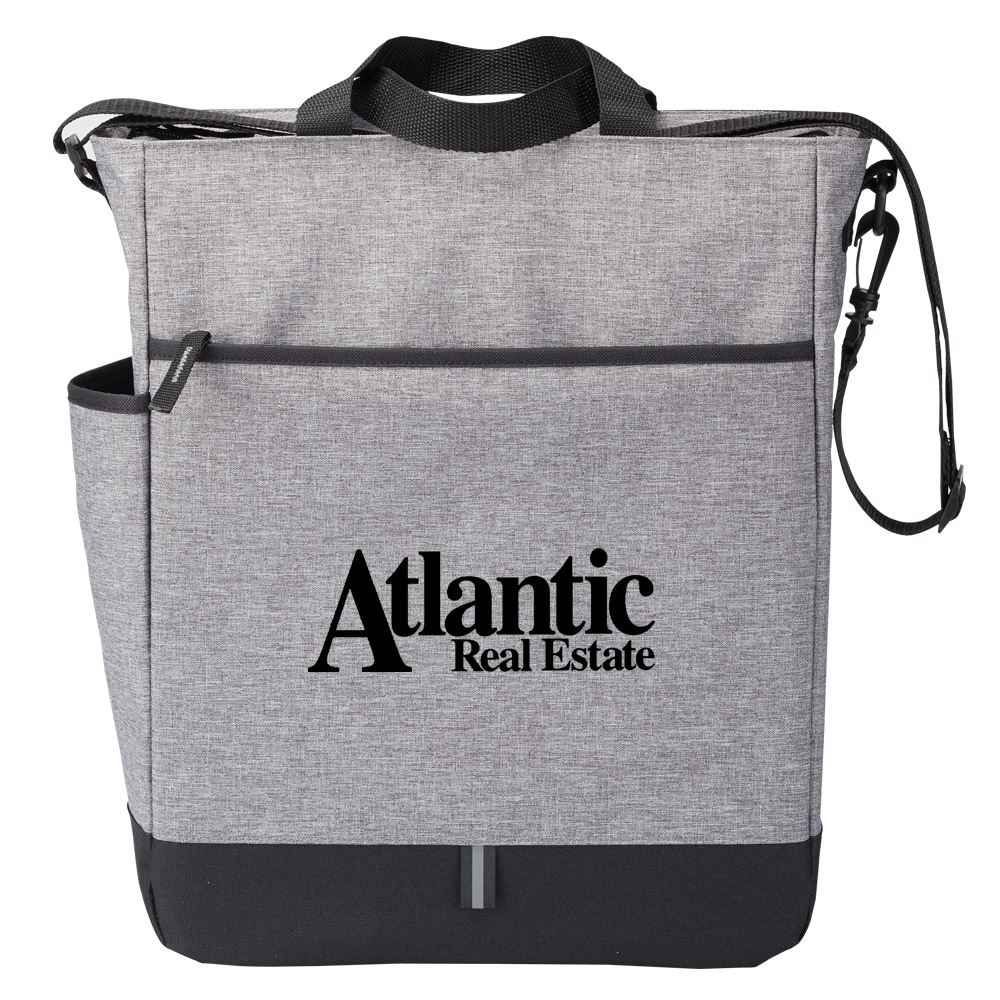 Gray Fairfield Tote Bag - Personalization Available