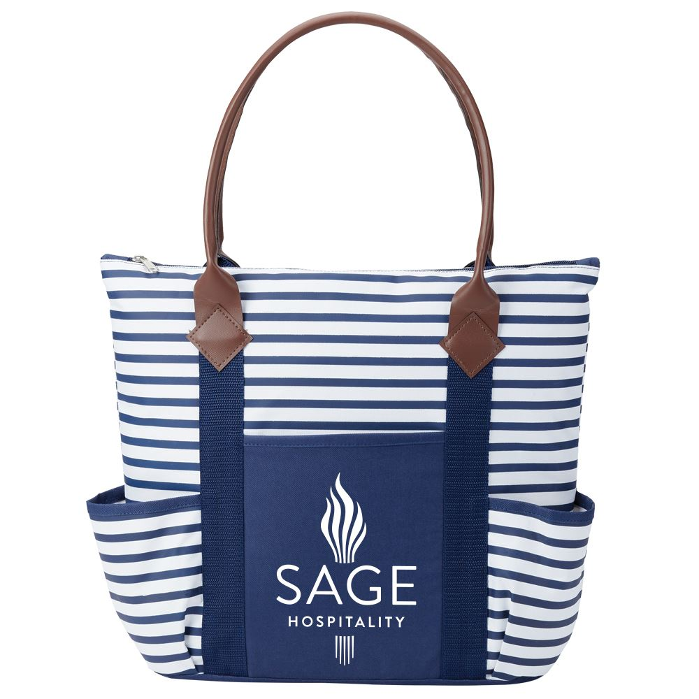 Nantucket Tote Bag - Personalization Available