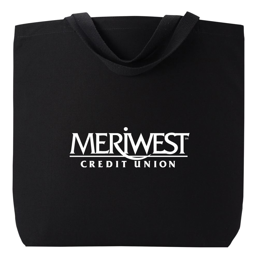 Harrison Cotton Tote Bag - Personalization Available