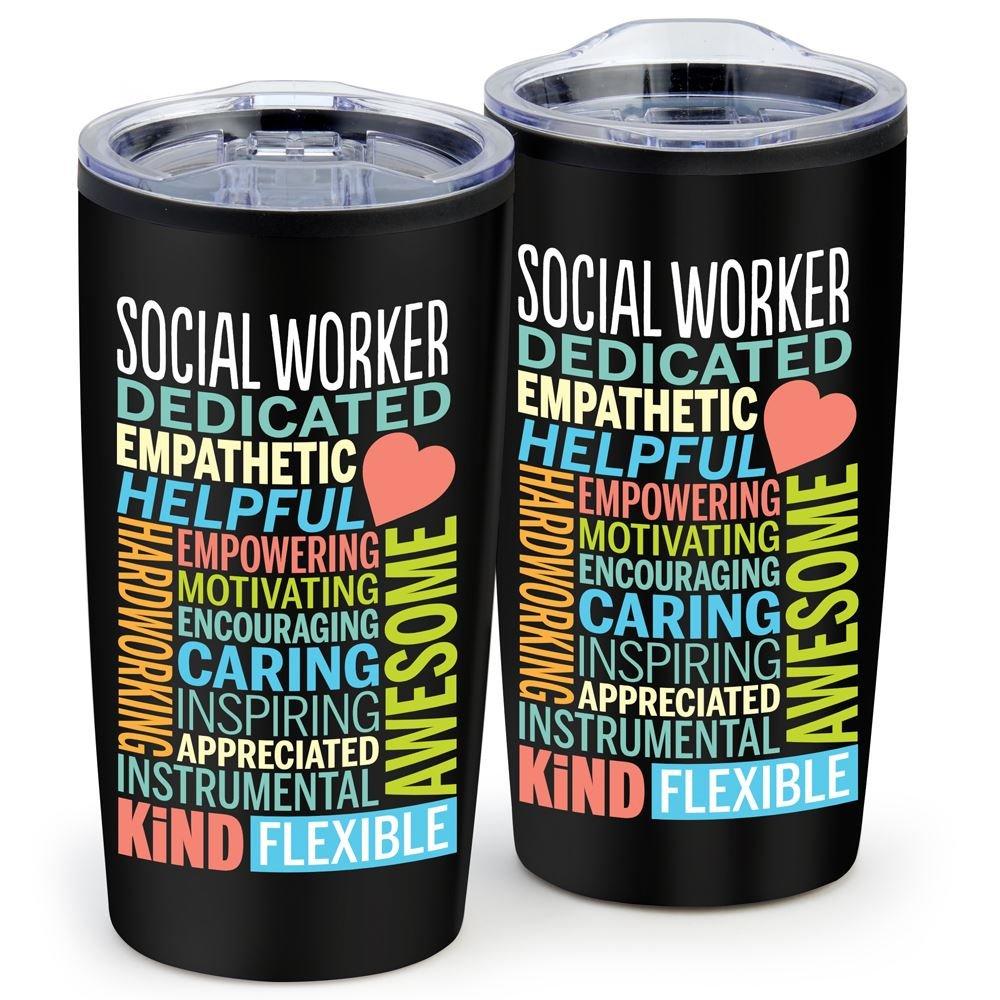 Social Workers Teton Travel Mug