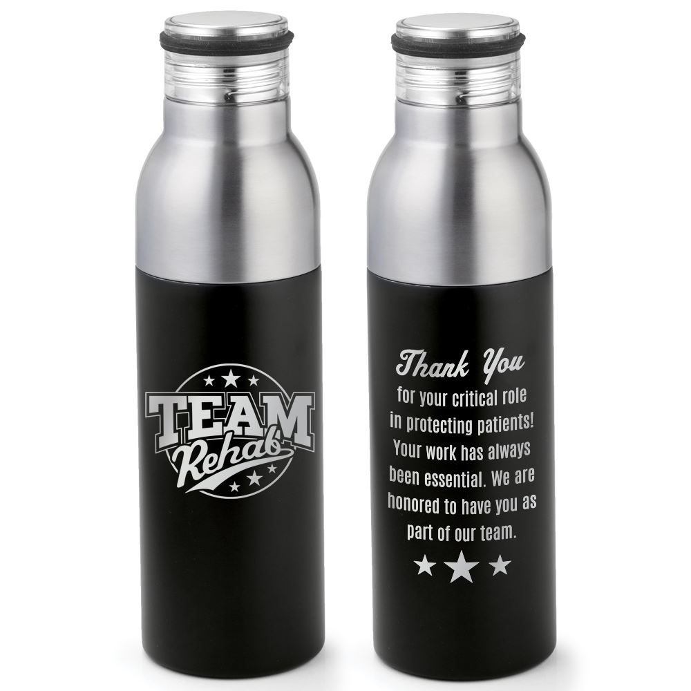 Team Rehab Double Take Bottle-To-Tumbler