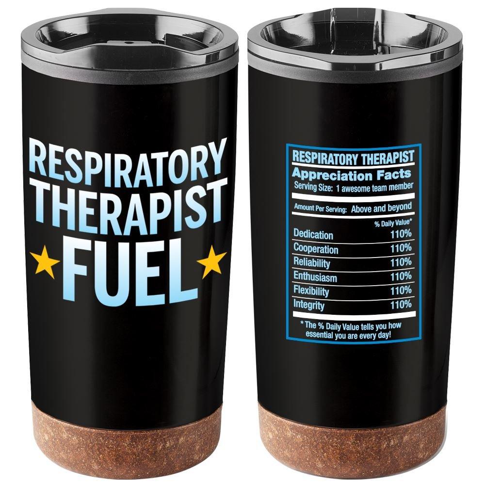 Respiratory Therapist Fuel Durango Stainless Steel Tumbler 20-Oz.