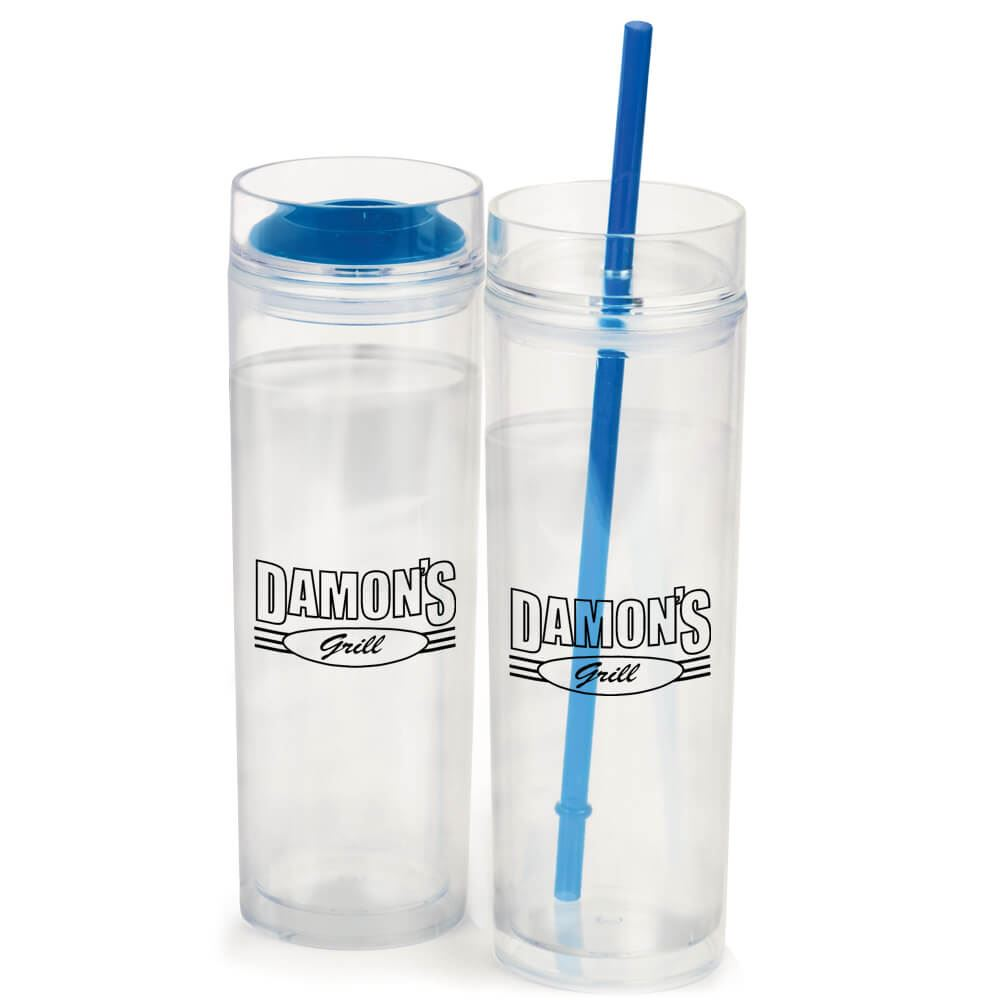 Fire & Ice 2-In-1 Tumbler 16-Oz. Gift Set - Personalization Available