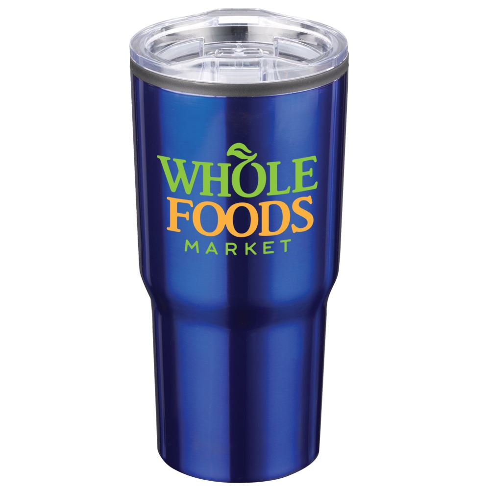 Blue Timber Insulated Stainless Steel Travel Tumbler 20-Oz. - Full Color Personalization Available