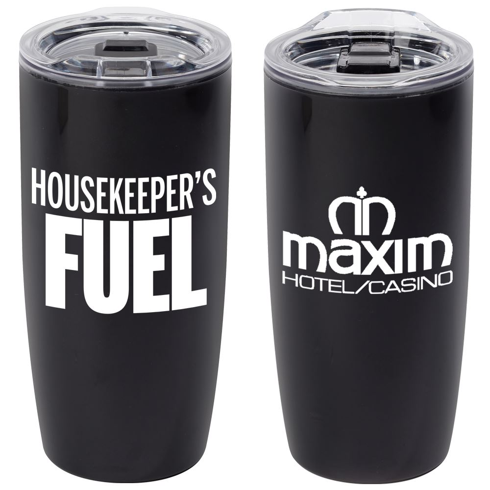 Housekeeper's Fuel Sierra Insulated Acrylic Tumbler 19 Oz. - Personalization Available