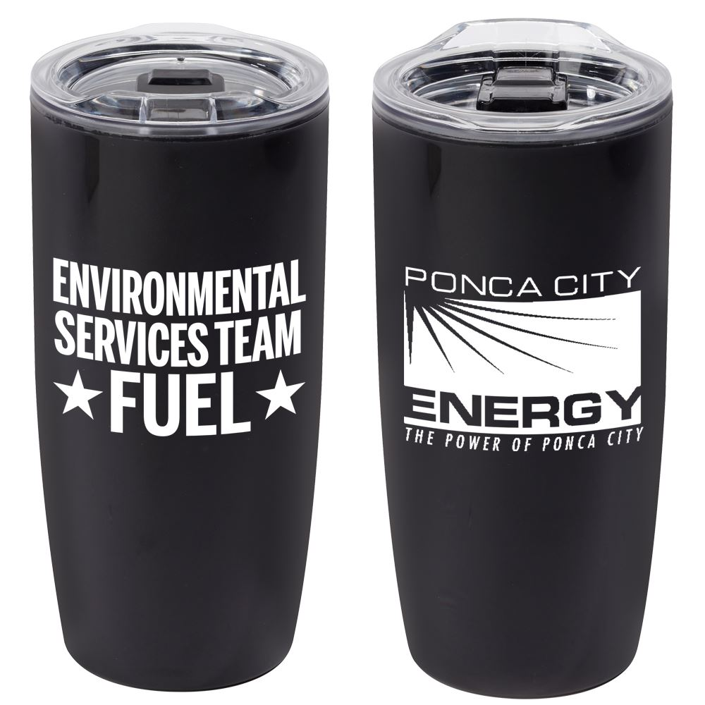 Environmental Services Team Fuel Sierra Insulated Acrylic Tumbler 19-oz.