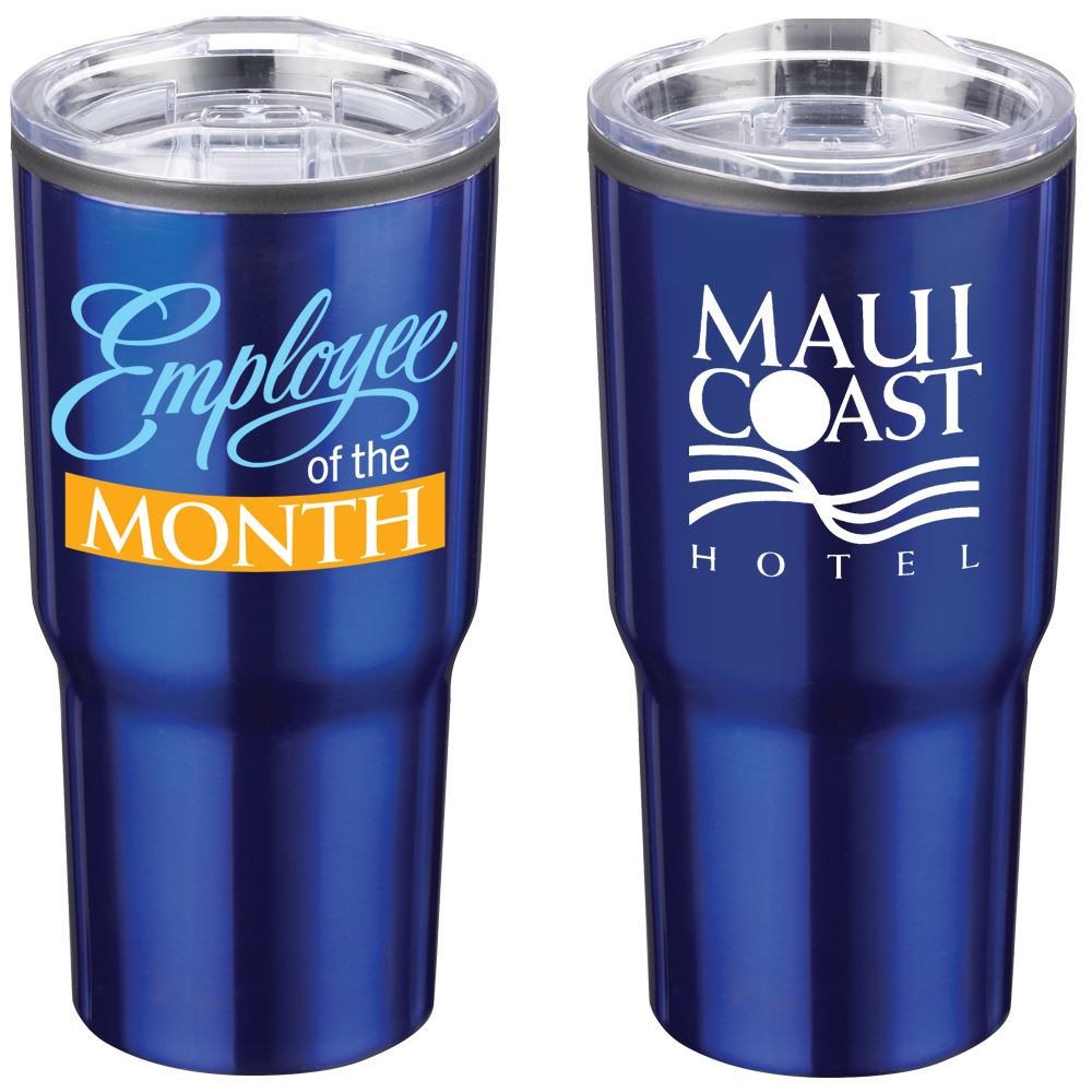 Employee Of The Month Insulated Stainless Steel Travel Tumbler - Personalization Available