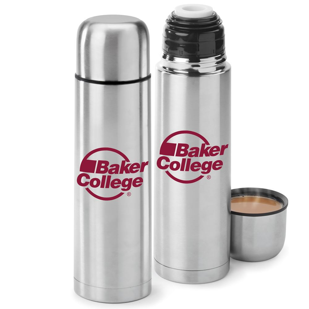 16 Oz. Stainless Steel Vacuum Thermos