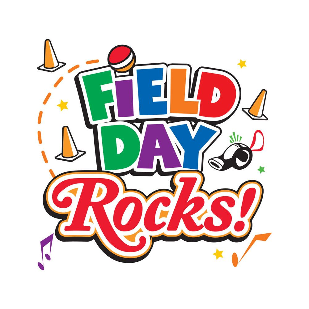 Field Day Rocks! Temporary Tattoos - Pack of 100