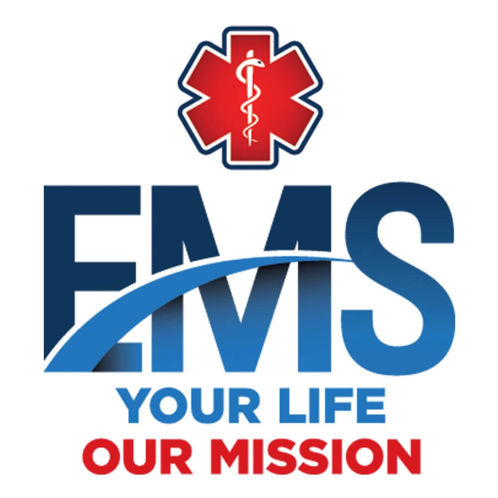 EMS: Your Life, Our Mission Temporary Tattoos