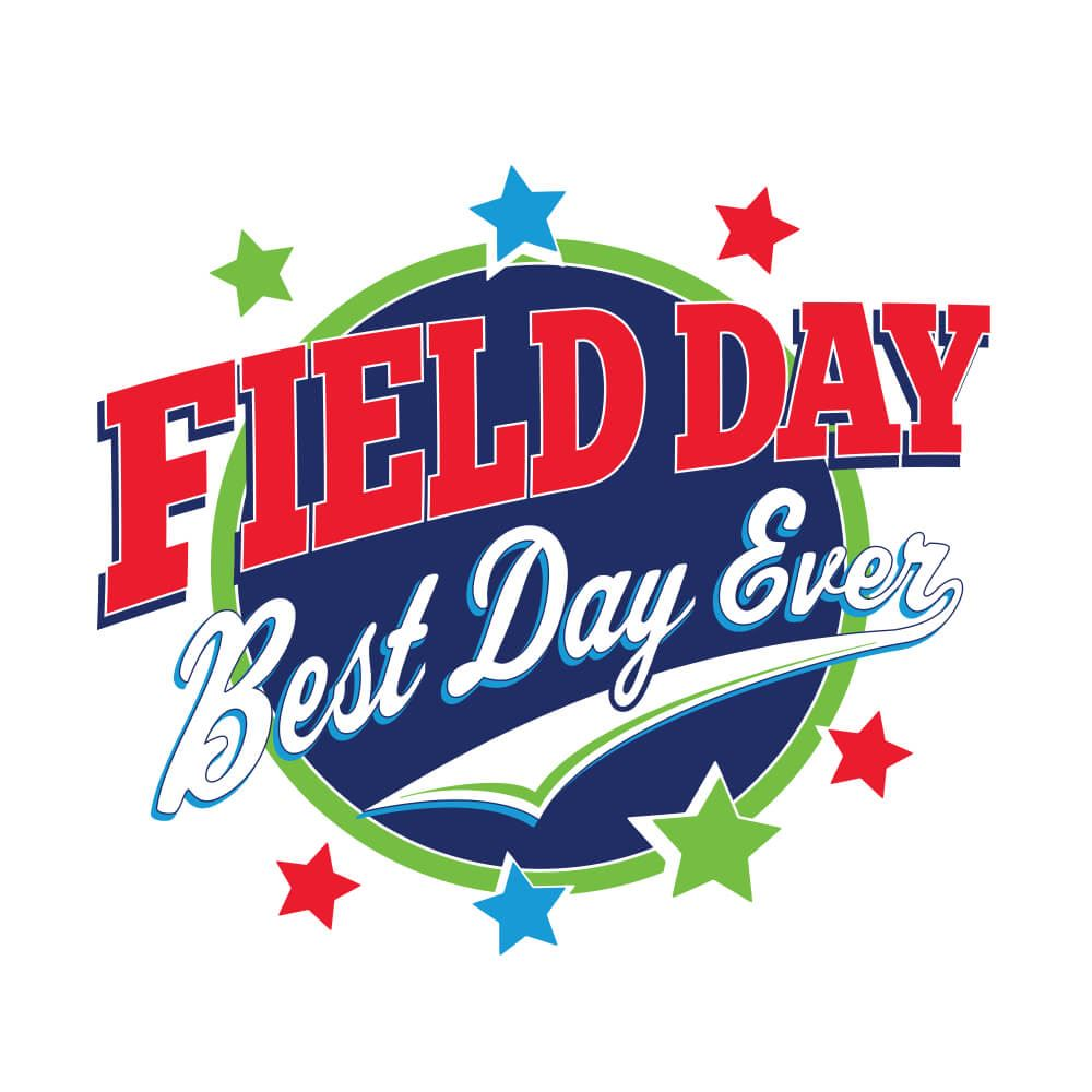 Field Day: Best Day Ever Temporary Tattoos - Pack of 100