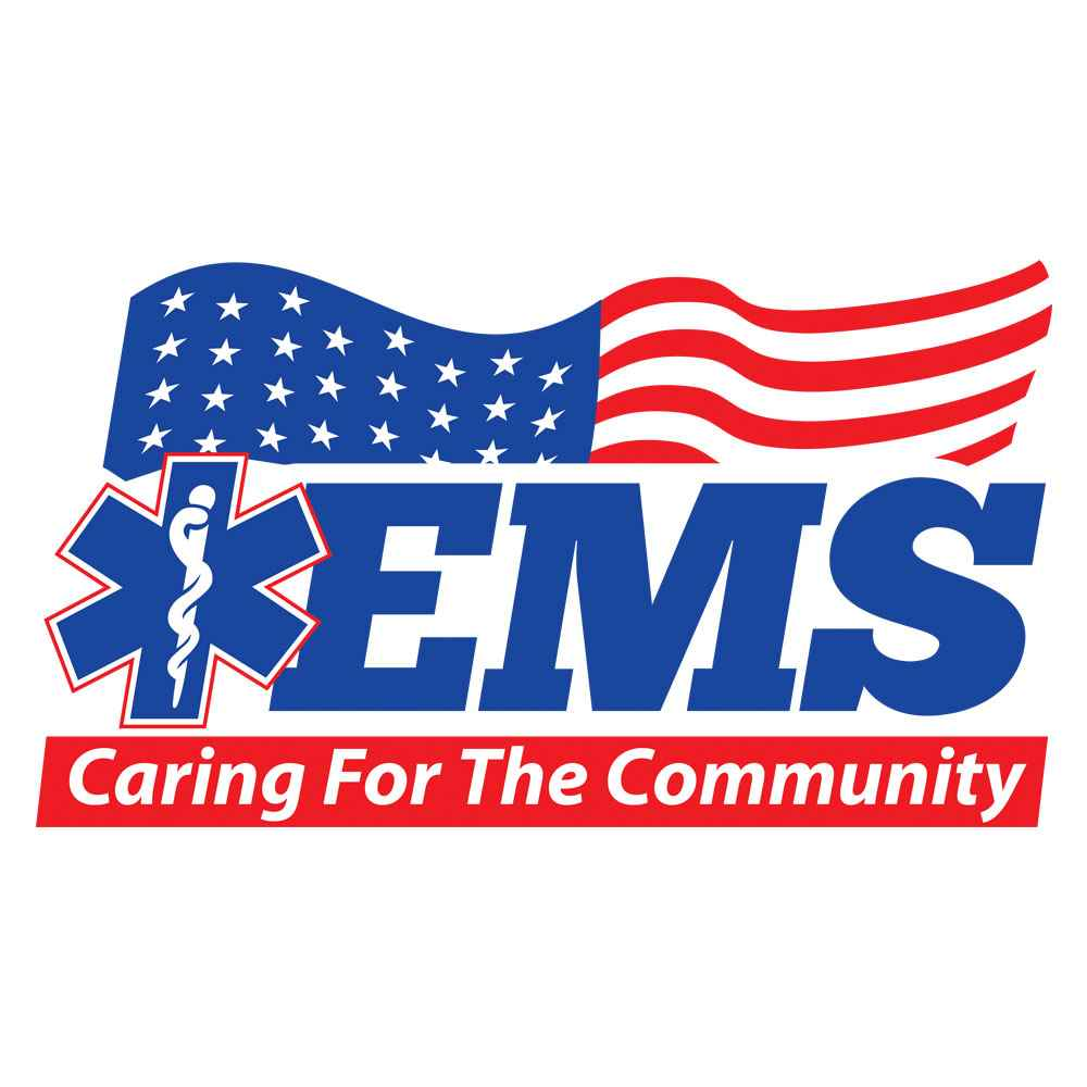 EMS: Caring For The Community Temporary Tattoos