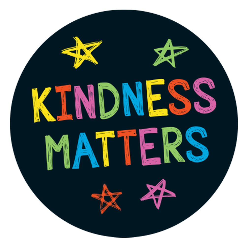 Kindness Matters Temporary Tattoos - 100 Per Pack