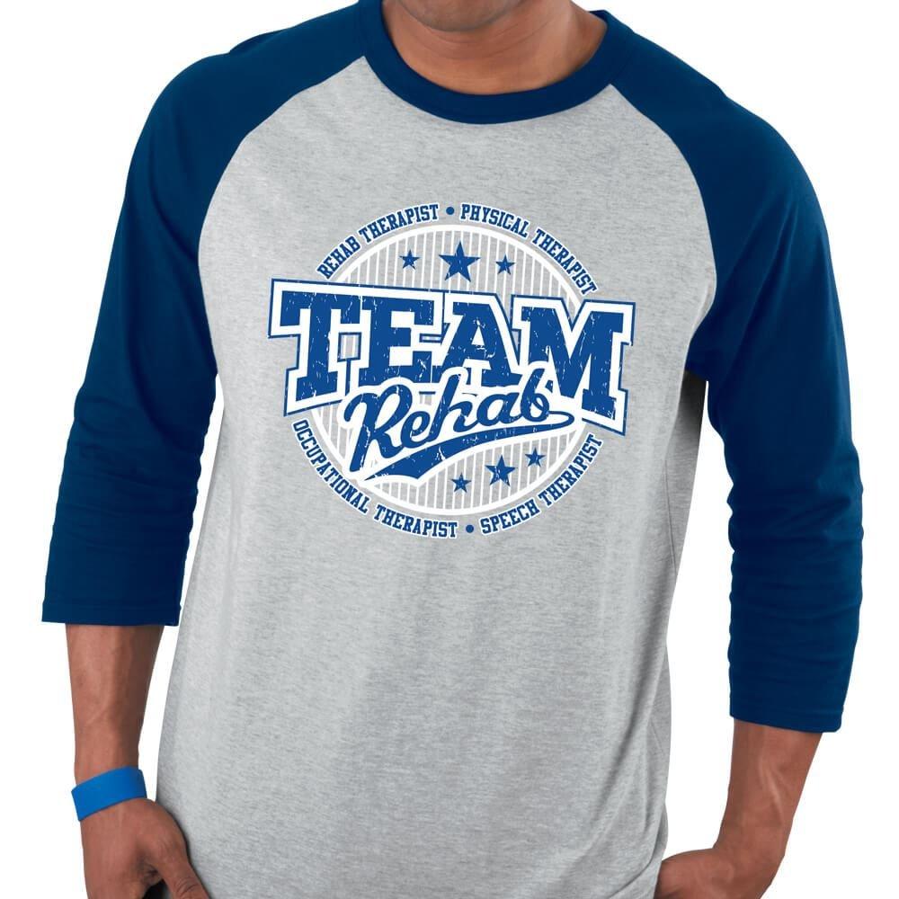 Team Rehab Baseball Jersey