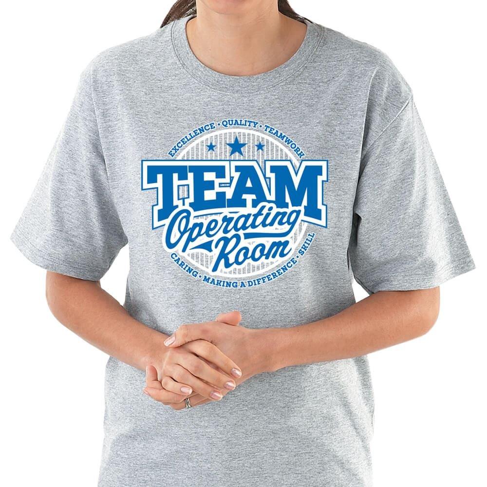 Team Operating Room Short-Sleeved T-Shirt