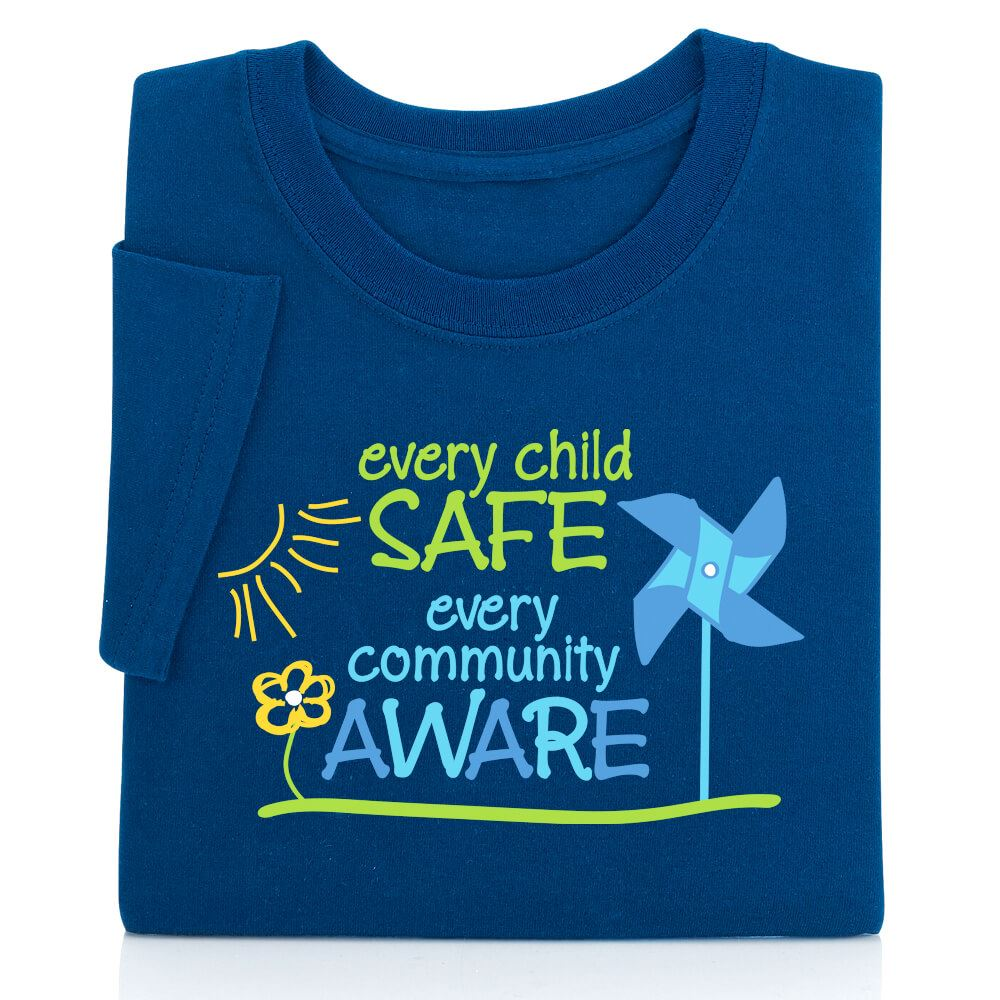 Every Child Safe, Every Community Aware Short-Sleeve T-Shirt