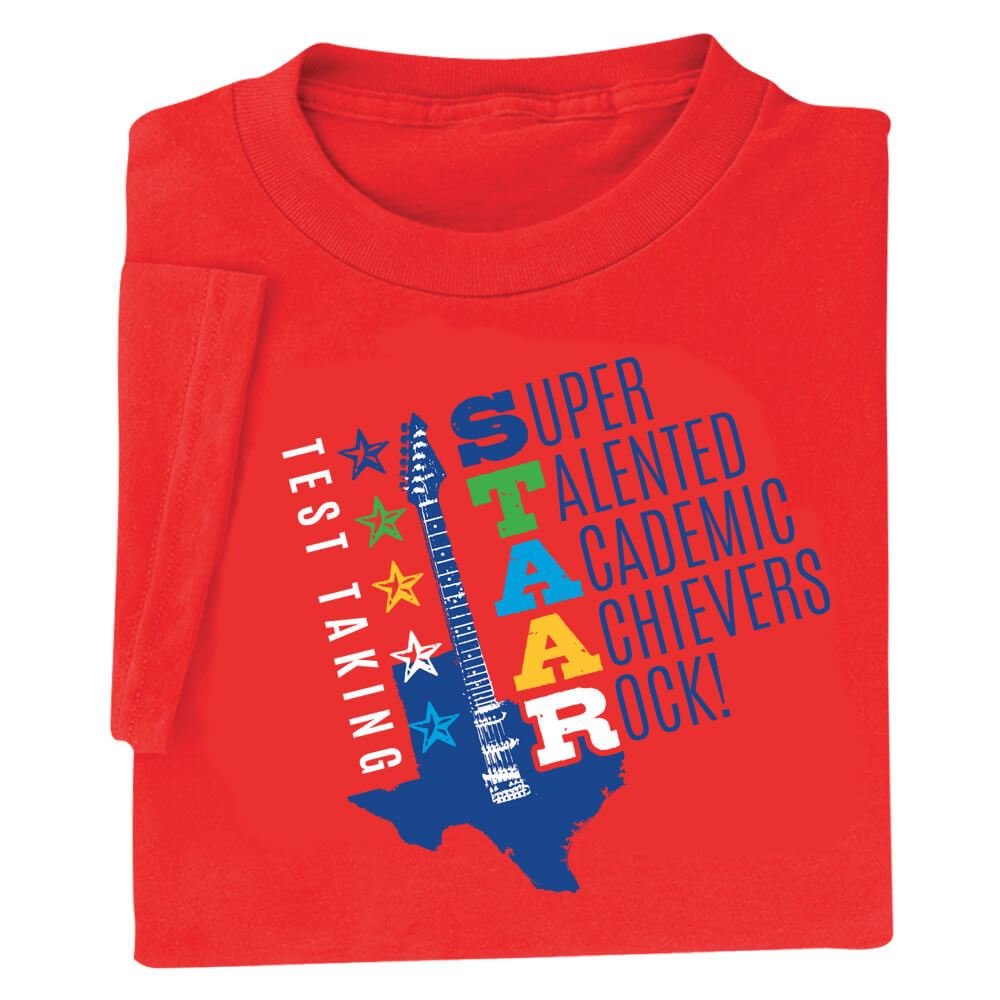 Test Taking STAAR Youth T-Shirt
