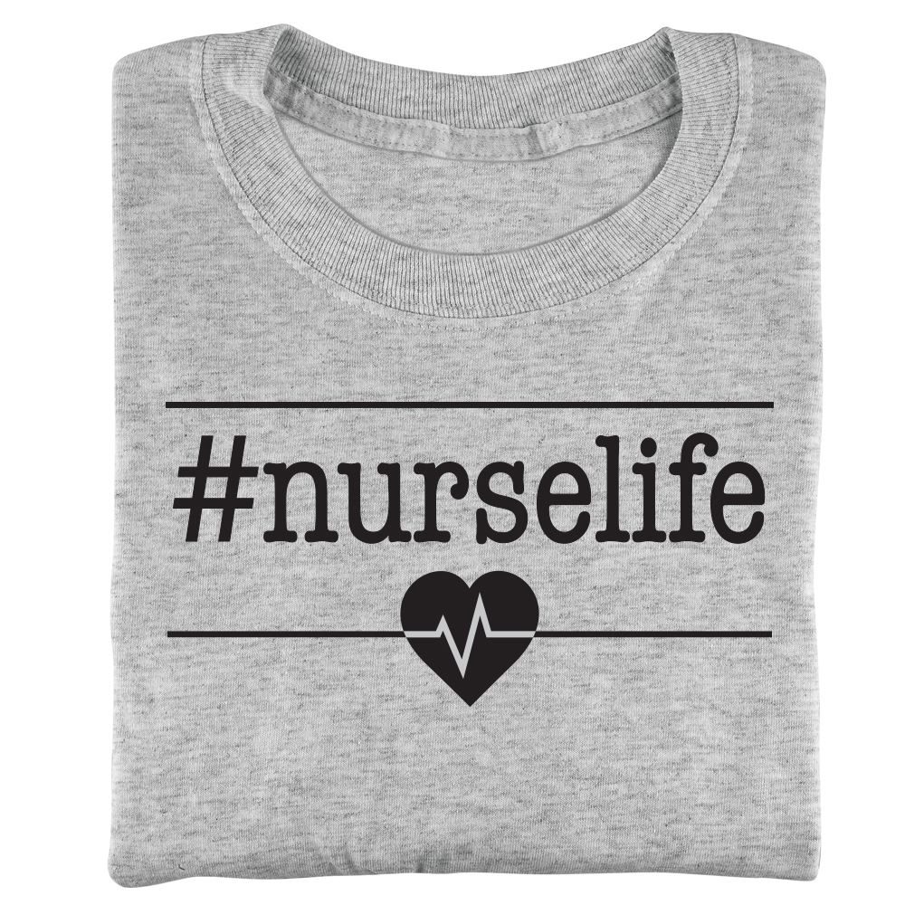 #nurselife Recognition Short Sleeve T-Shirt
