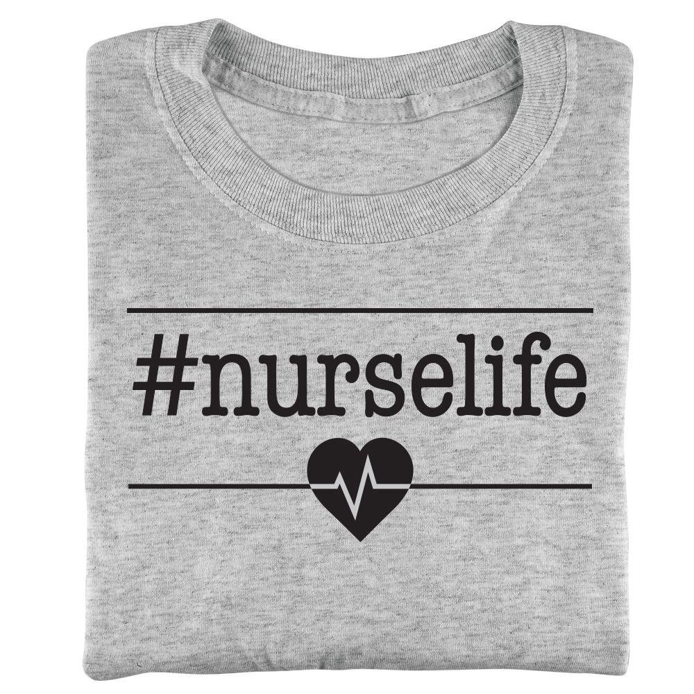 #nurselife Short Sleeved Recognition T-Shirt