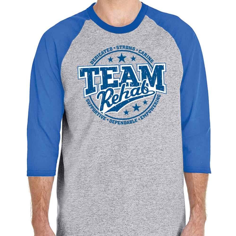 Team Rehab Attributes Baseball Jersey