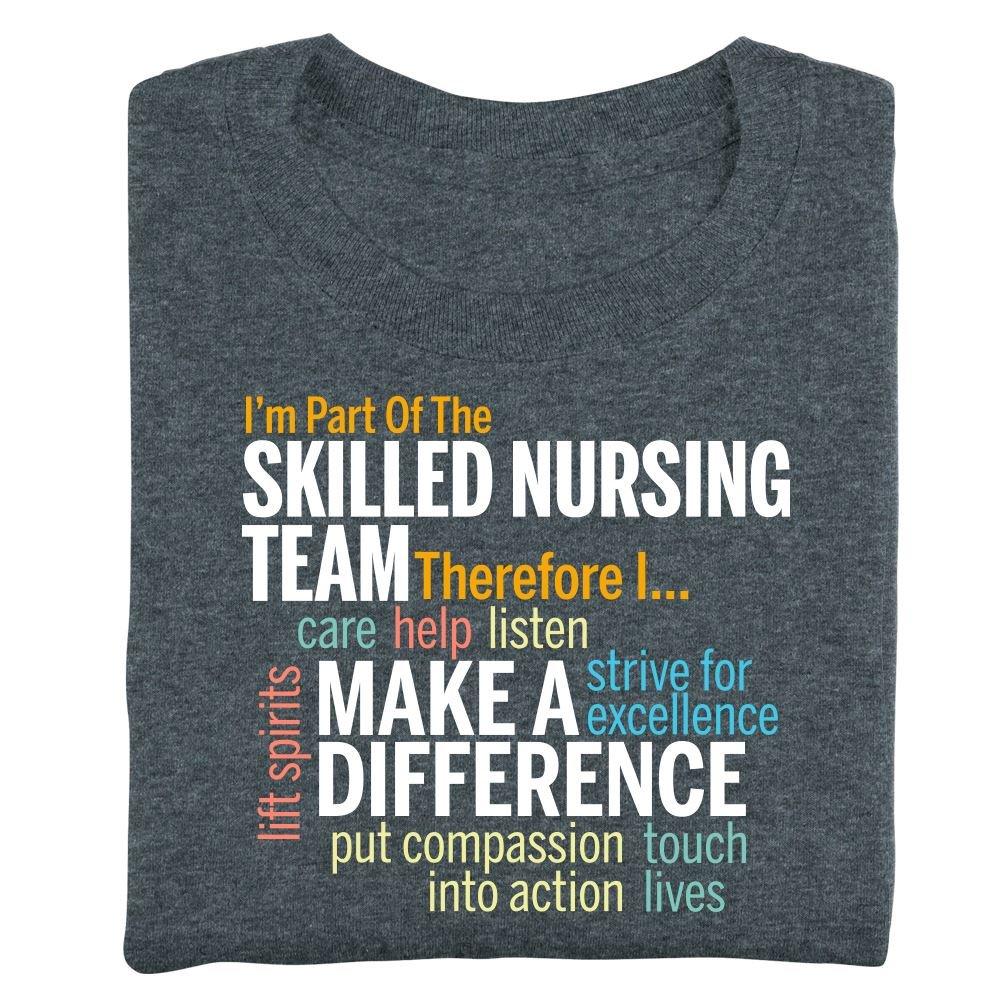 Skilled Nursing Short-Sleeve Recognition T-Shirt
