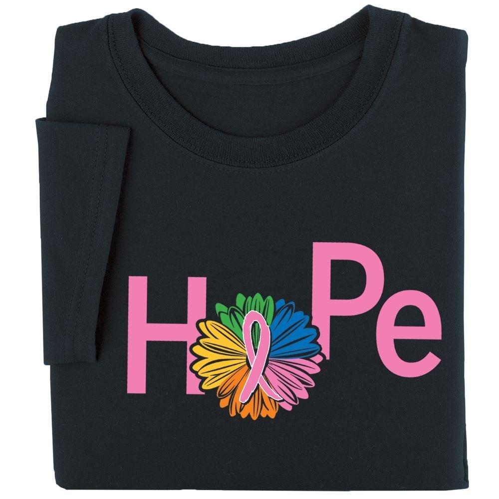 Hope Flower Awareness T-Shirt