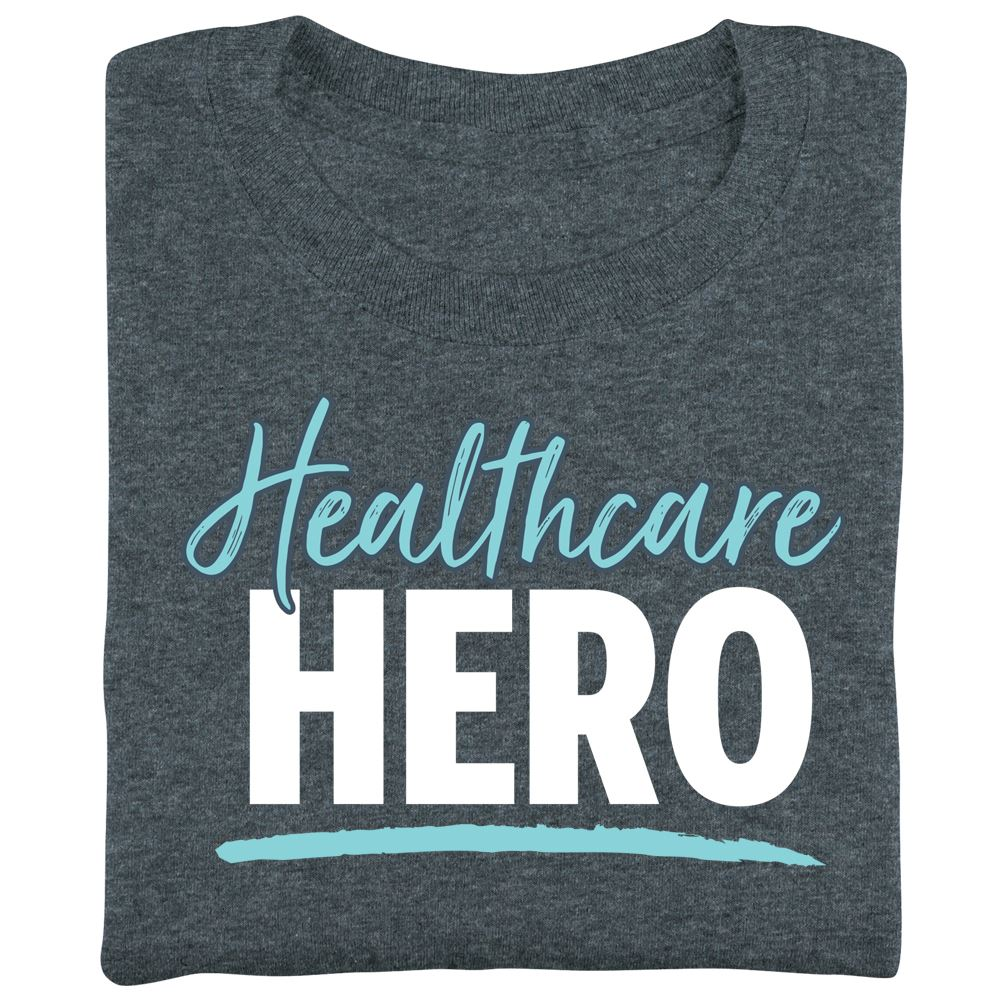 Healthcare Hero Short-Sleeve T-Shirt