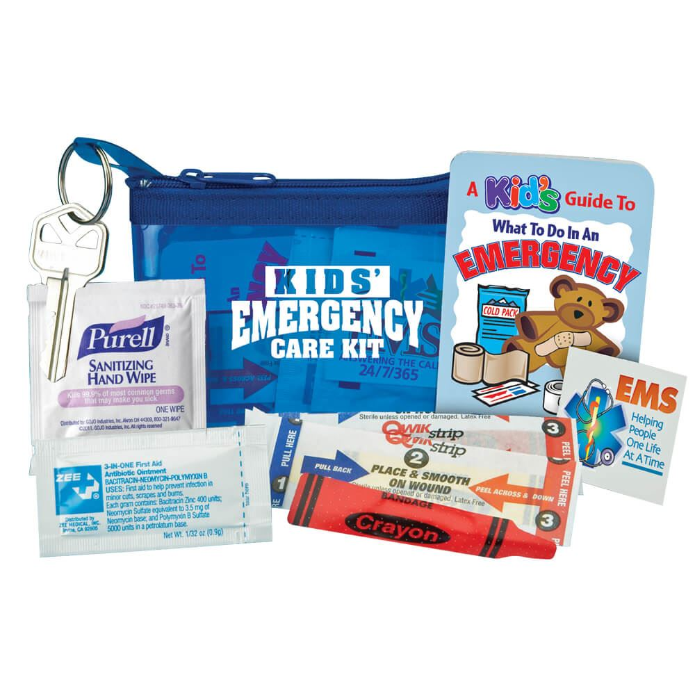 Kids' Emergency Care Kit