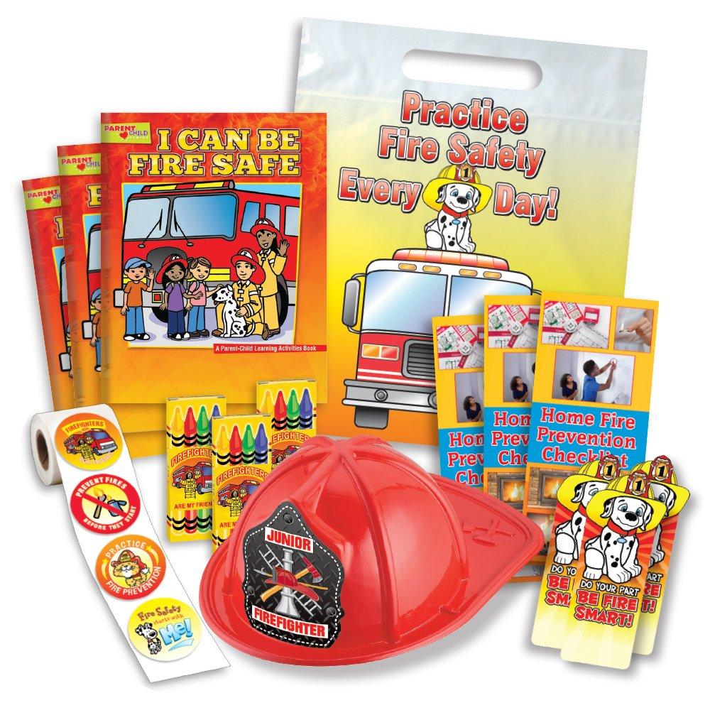 Fire Safe Kids 800-Piece Open House Kit
