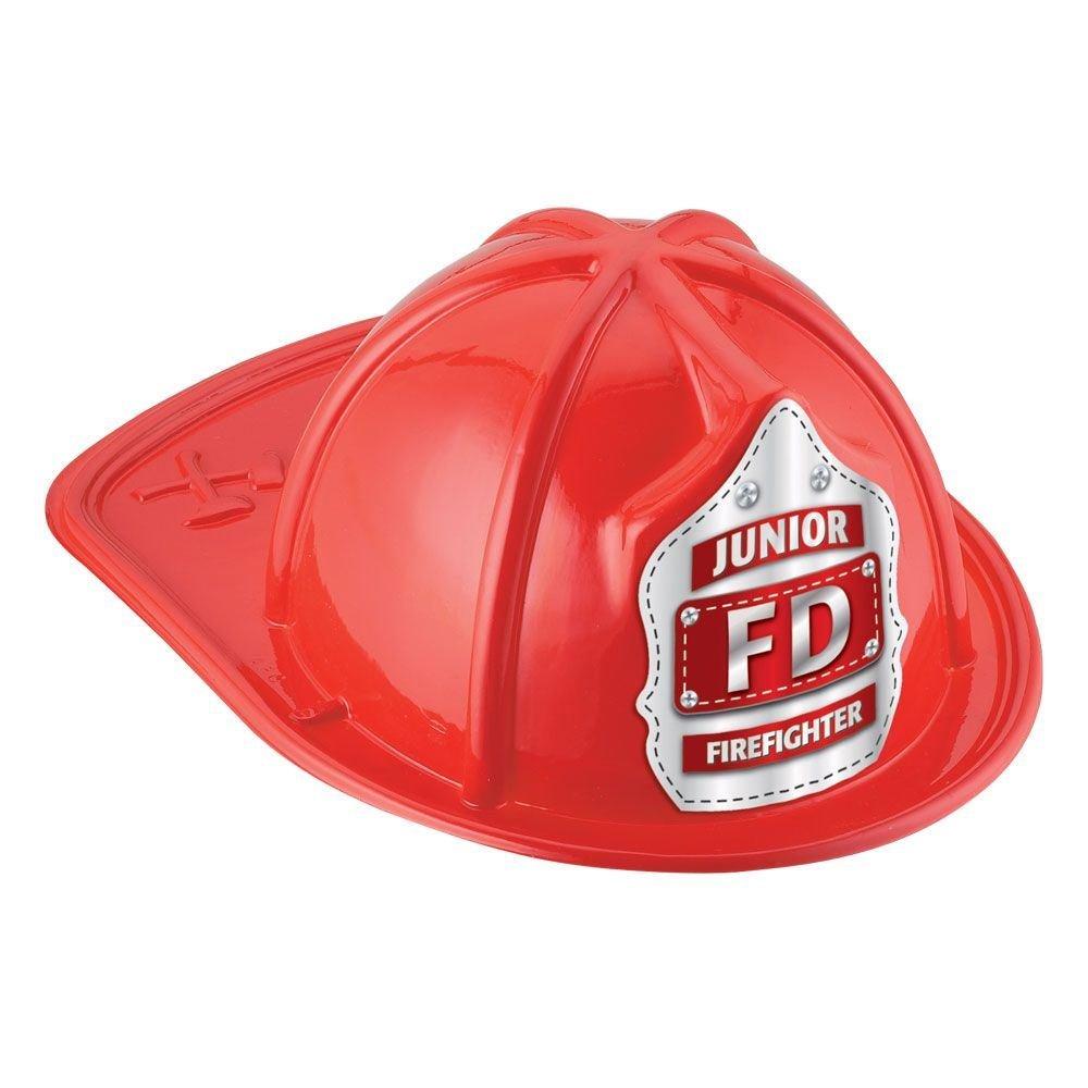Junior FD Firefighter Hat (Red)