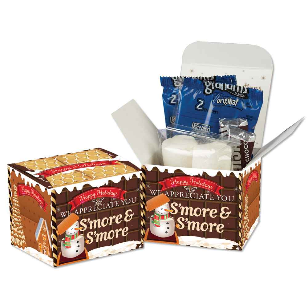 We Appreciate You S'more & S'more Holiday Treat Pack