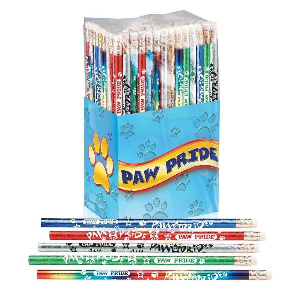 Paw Pride 150-Piece Pencil Collection