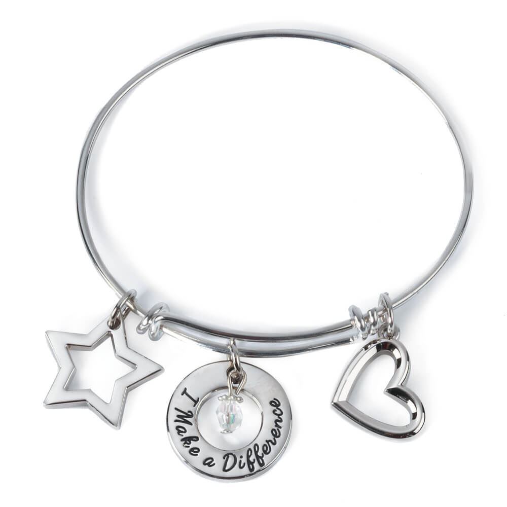 charm silver bracelet the tone s sea under claire