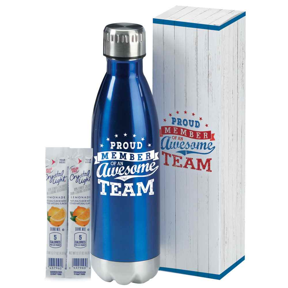 Proud Member Of An Awesome Team Denali Stainless Steel Vacuum Bottle 17-oz.