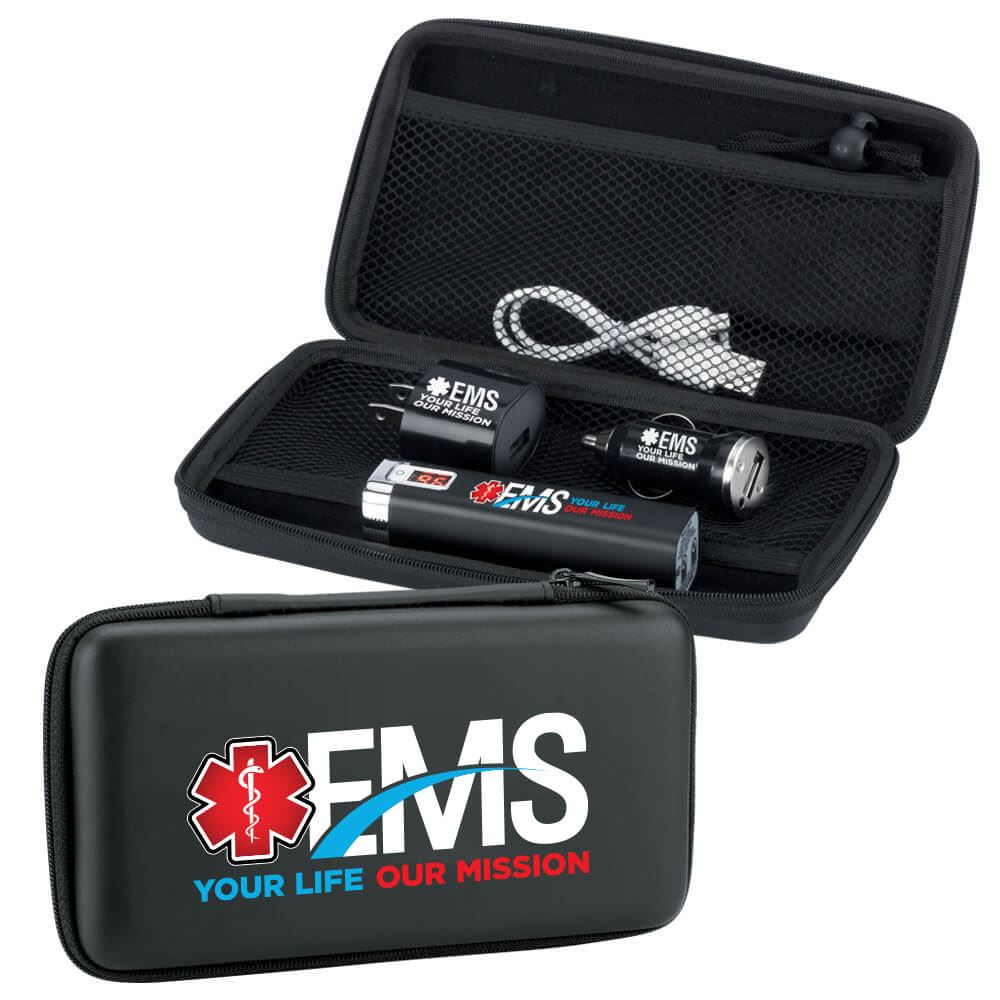 EMS: Your Life, Our Mission Tech Trio