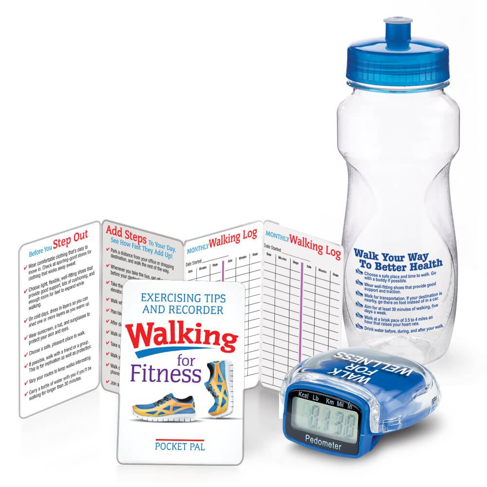Walking For Wellness Trio