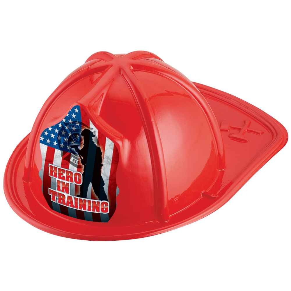 Hero In Training Junior Firefighter Red Hat