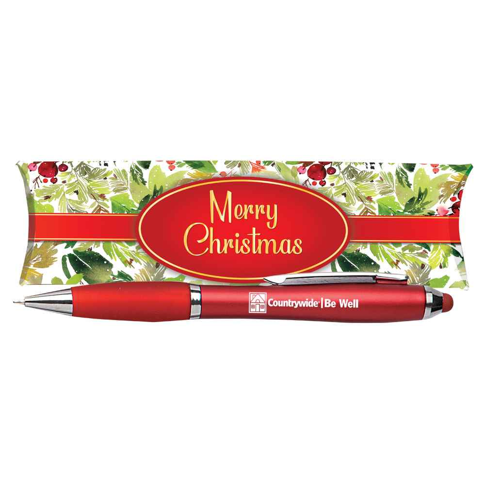 Thanks For All You Do! Stylus Pen in Merry Christmas Gift Box ...