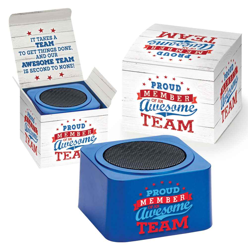 Proud Member Of An Awesome Team Bluetooth® Speaker In Box