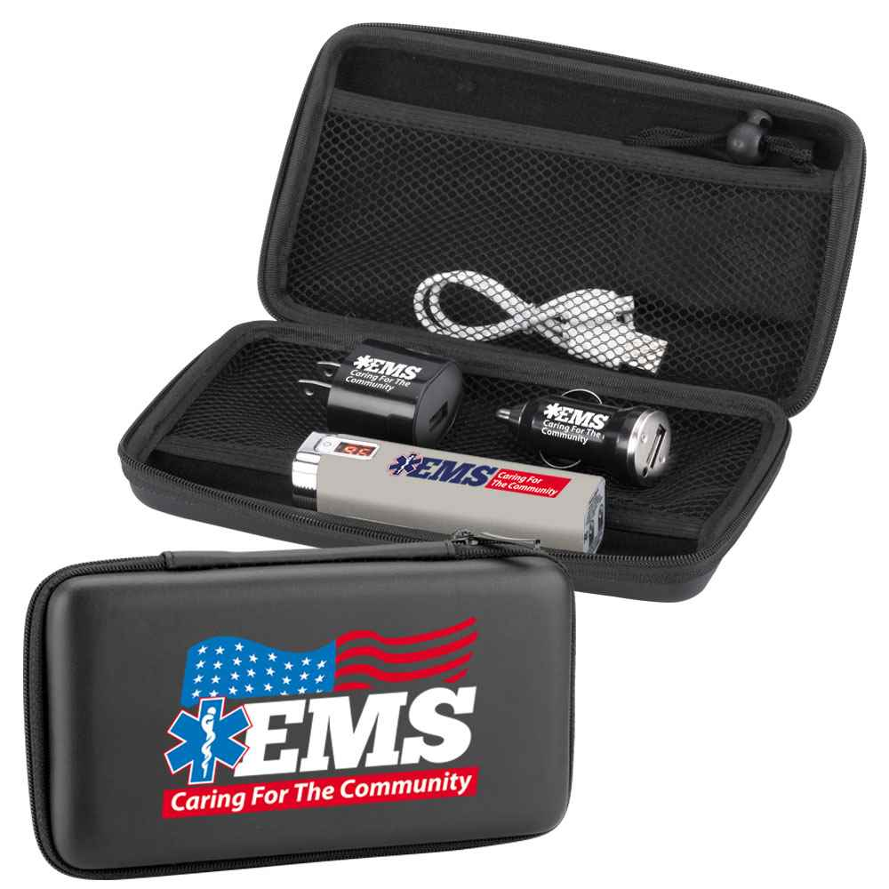 EMS: Caring For The Community Tech Trio