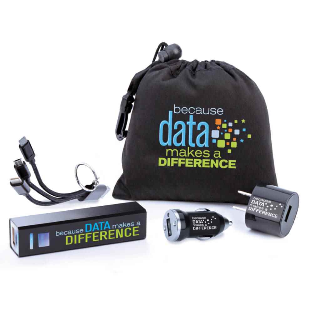 Because Data Makes A Difference Tech Trio