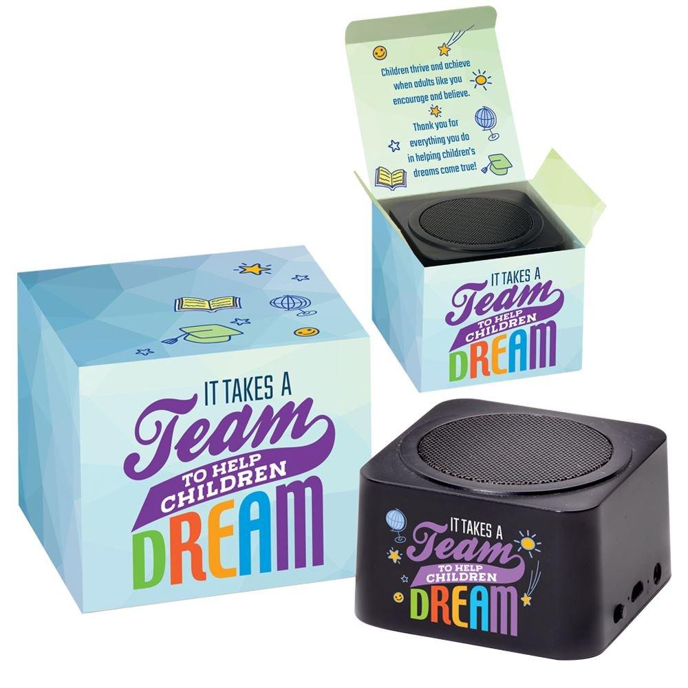 It Takes A Team To Help Children Dream Bluetooth® Speaker