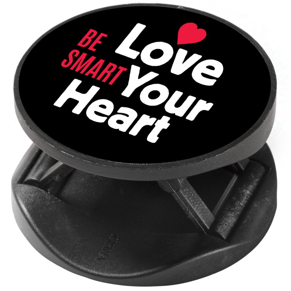 Be Smart Love Your Heart 3-in-1 Phone Buddy